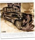 Wall calendar Oldtimer 2021