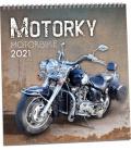 Wall calendar Motorky 2021