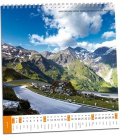 Wall calendar Národní parky 2021