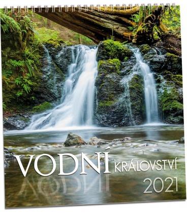 Wall calendar Vodní království 2021