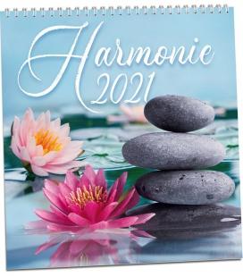 Wall calendar Harmonie 2021