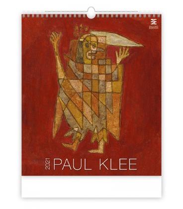 Wall calendar Paul Klee 2021