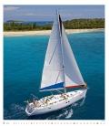 Wall calendar Sailing 2021