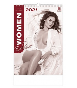 Wall calendar Women Exclusive 2021