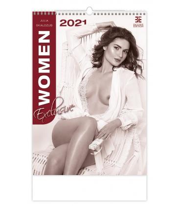 Wall calendar Women Exclusive 2021