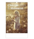 Wall calendar Charm of the Moment 2021