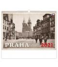 Wall calendar Praha historická 2021