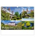 Wall calendar Putování po Česku 2021