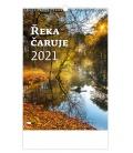 Wall calendar Řeka čaruje 2021