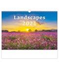 Wall calendar Landscapes 2021