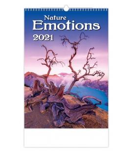 Wall calendar Nature Emotions 2021