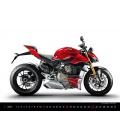 Wall calendar Motorbikes 2021