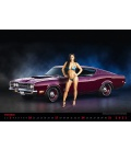 Wall calendar Muscle Cars 2021