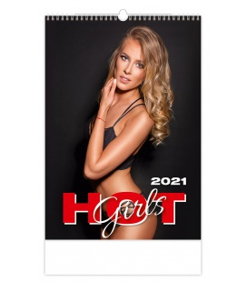 Wall calendar Hot Girls 2021