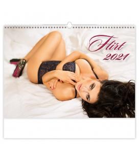 Wall calendar Flirt 2021