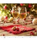 Wall calendar Wine 2021