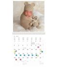 Wall calendar Babies 2021