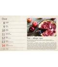 Table calendar Babiččiny recepty 2021