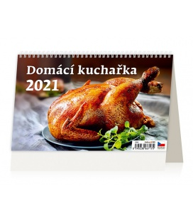 Table calendar Domácí kuchařka 2021