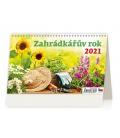 Table calendar Záhradkářův rok 2021