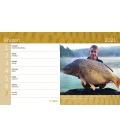 Table calendar Rybář 2021