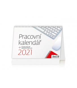 Table calendar Pracovní kalendář 2021