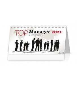 Table calendar Top Manager 2021