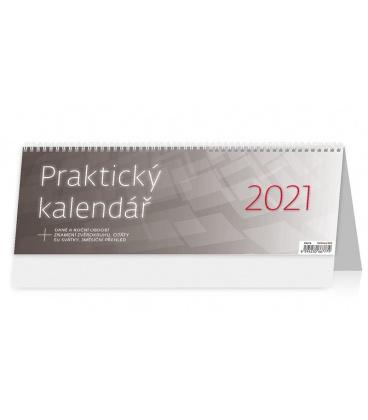 Table calendar Praktický kalendář OFFICE 2021