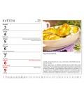 Table calendar MiniMax Levné recepty 2021