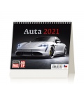 Table calendar MiniMax Auta 2021