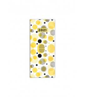 Pocket diary monthly - Napoli - design 4 2021