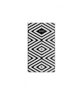 Pocket diary fortnightly - Napoli - design 6 2021