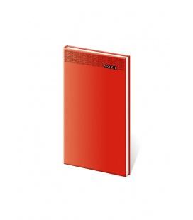 Weekly Pocket Diary Gommato 2021