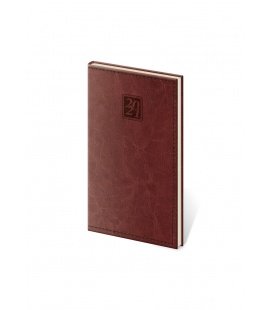 Weekly Pocket Diary Nebrasca 2021