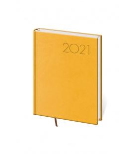 Daily Diary B6 Print 2021