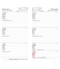 Weekly Pocket Diary Vario - Green 2021