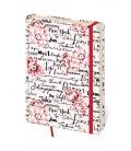 Notepad - Zápisník Vario design 7 - dotted S 2021