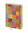 Notepad - Zápisník Vario design 8 - dotted S 2021