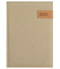 Daily Diary A5 Denim beige 2021