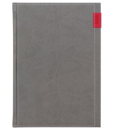 Daily Diary A5 Joy grey, red 2021