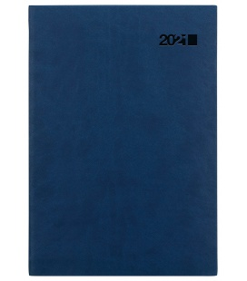 Weekly Diary B5 Viva blue (Triton) 2021