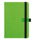 Weekly Diary A5 Trendy green, black 2021