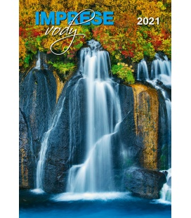 Wall calendar Imprese vody 2021