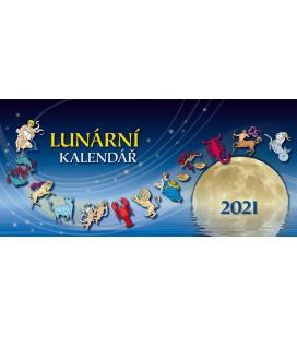 Table calendar Lunární 2021