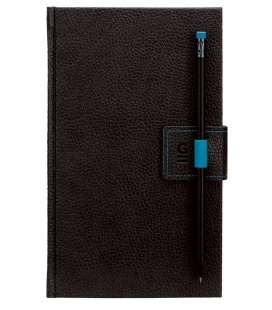 Notepad G-Notepad no.2 black, blue 2021