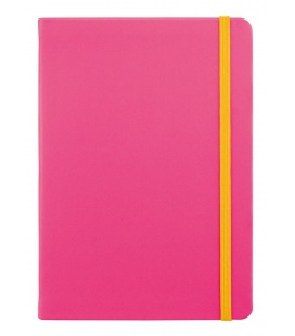 Notepad G-Notepad no.3 - dark pink, yellow 2021