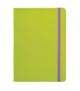 Notepad G-Notepad no.3 - lime, purple 2021