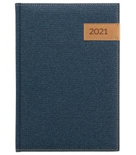 Daily Diary A5 slovak Denim blue 2021