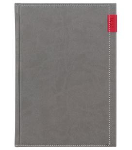 Daily Diary A5 slovak Joy grey, red 2021