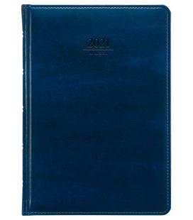 Daily Diary A5 slovak Atlas blue 2021